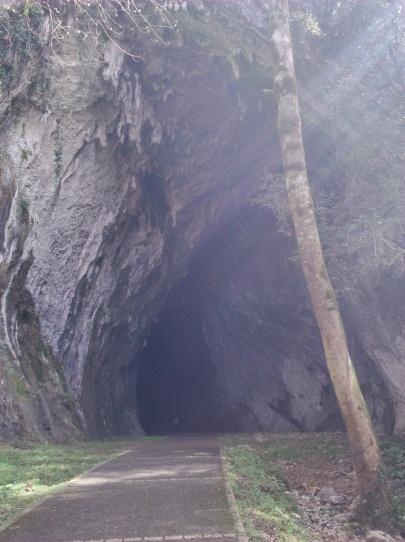 Cueva Cullalvera, Ramales de la Victoria (Cantabria)