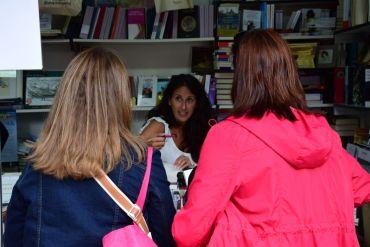 Feria del libro de Coruña
