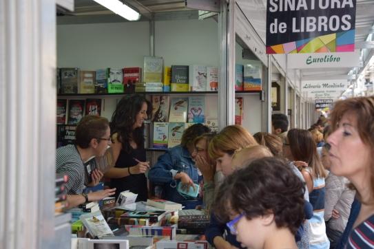 Feria del Libro de Vigo